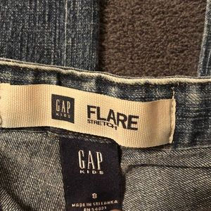GAP Bottoms - Gap jeans for girls size 8 flare